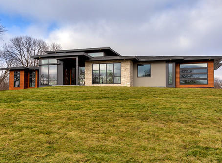 Ridgeview Prairie – Custom Home in Urbandale, Iowa
