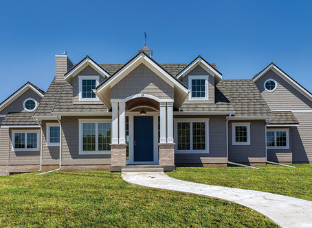 Transitional Style Custom Home in Napa Valley, Waukee, Iowa