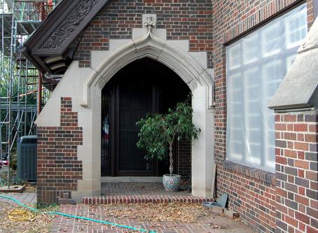 Tudor Restoration in Ottumwa, Iowa – By Mainbuilt Custom Homes