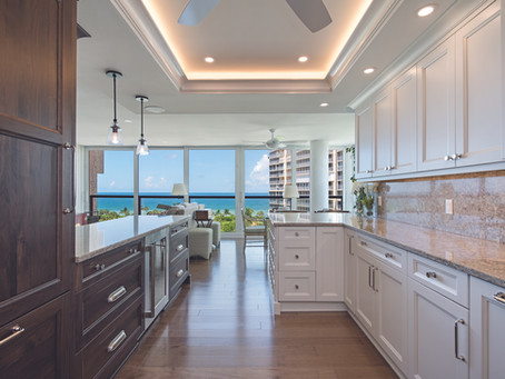 Florida High-Rise Condo Remodel – Mainbuilt Custom Homes