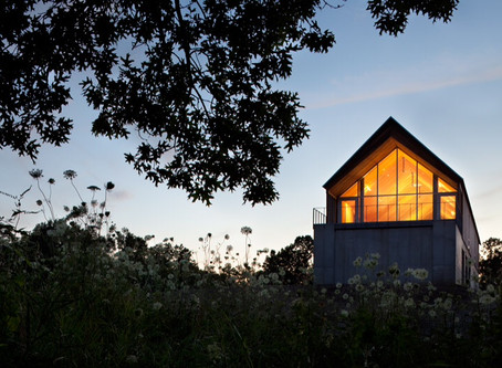 Sustainable Building in Rural Iowa – A Prairie Jewel Box