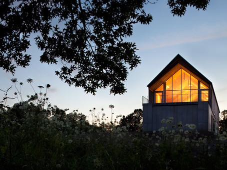 Sustainable Building in Rural Iowa – A Prairie Jewel Box