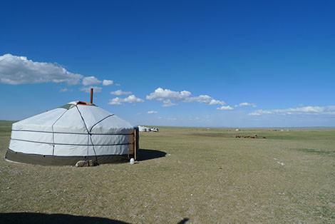 Hilfseinsatz Mongolei 2014