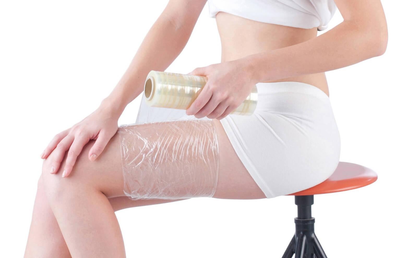 Add On Thigh Wrap To Sauna Treatment
