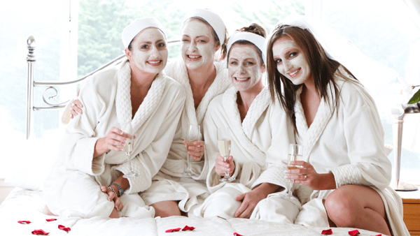 Private Spa Party