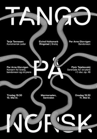 Tango Pa Norsk
