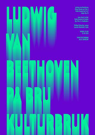 Beethoven in Kulturbruk