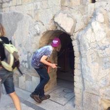 Exploring Herculaneum