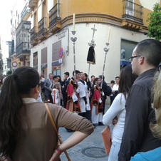 Seville processions