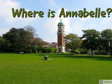 Where is Annabelle?