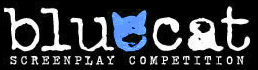 Blue Cat screenplay competition logo