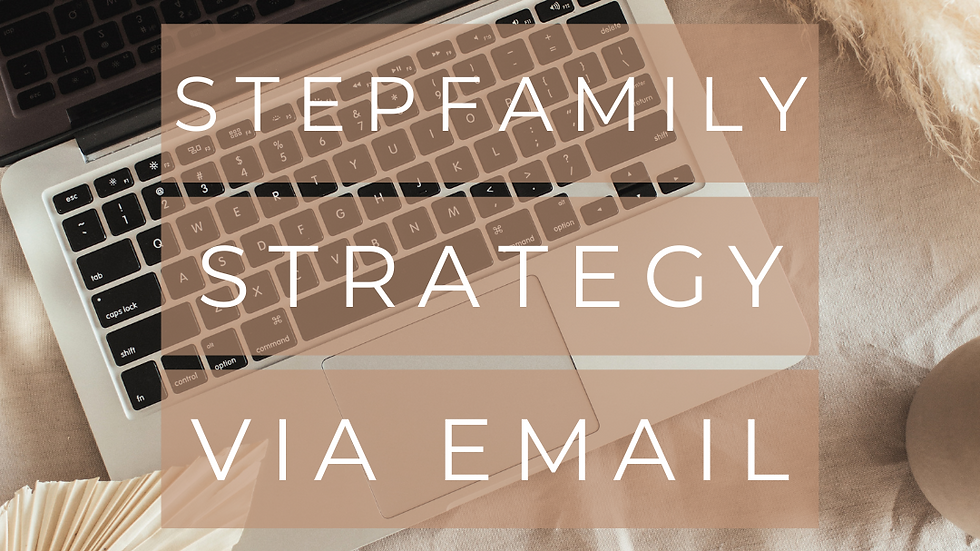 Stepfamily Support via Email