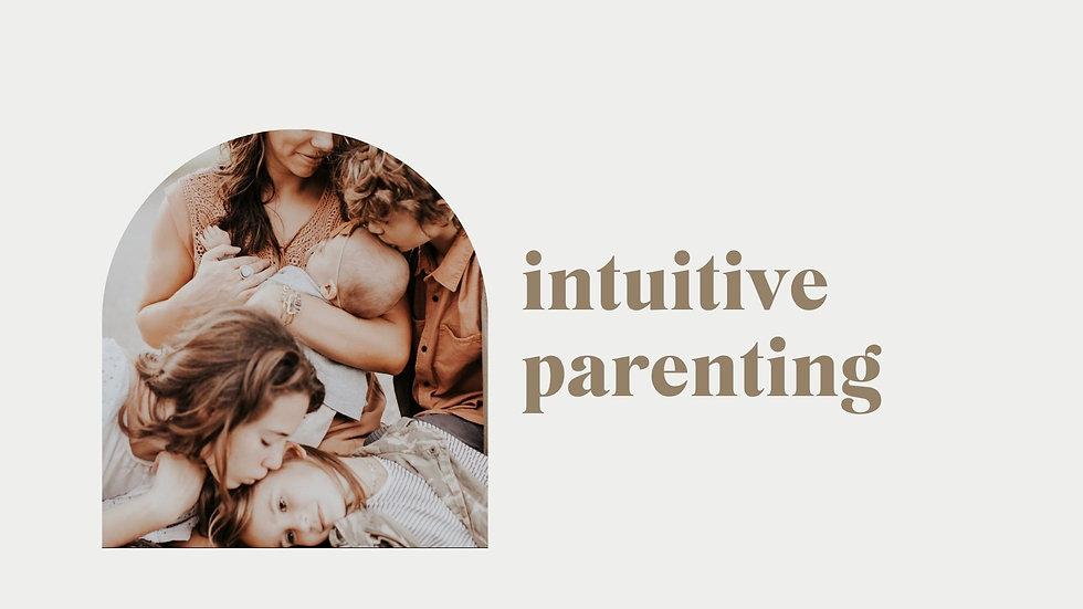 intuitive parenting workshop
