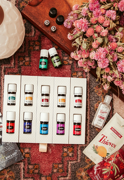Getting Started — Breathe and Bloom Esse