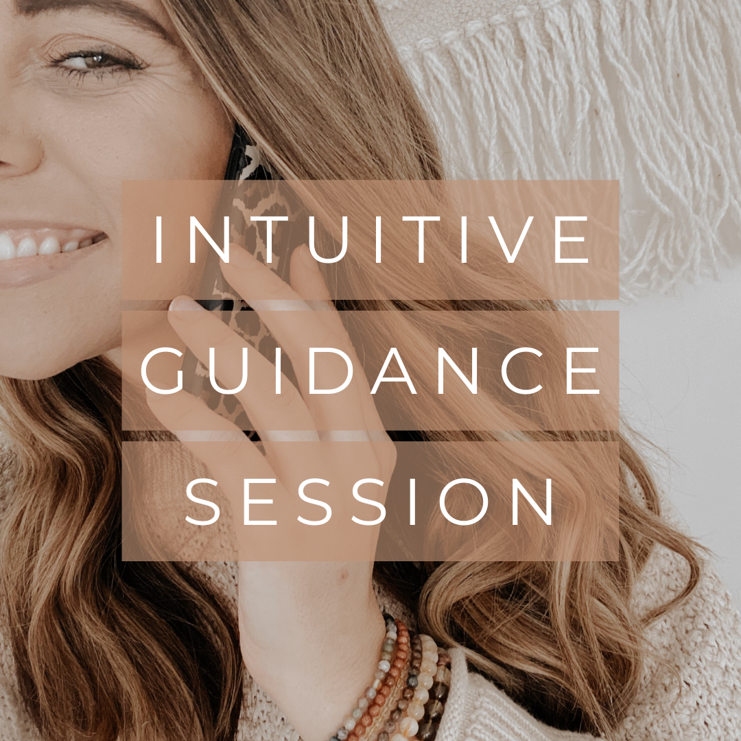 Intuitive Guidance Session