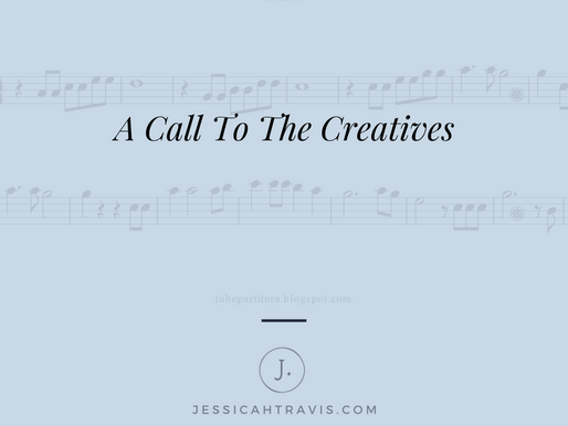 A Call To The Creatives
