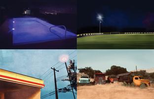 Digital Landscape Painting Series