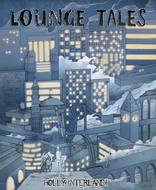 Lounge Tales Book Cover