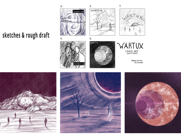 Sketches & Rough Drafts