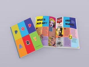 Pop Art Booklet