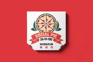 Social Pie Brand Design