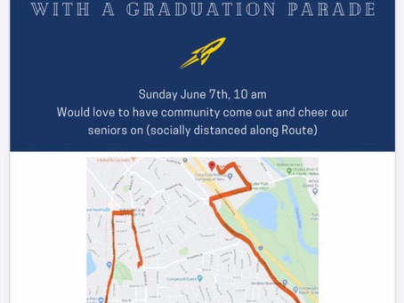 Celebrate Needham HS Graduates!