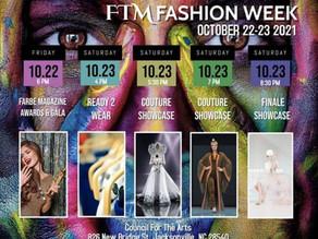 FTM Fashion Week NC - Season 9