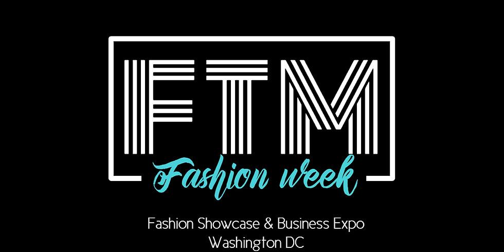 FTM Fashion Week & Business Expo DC