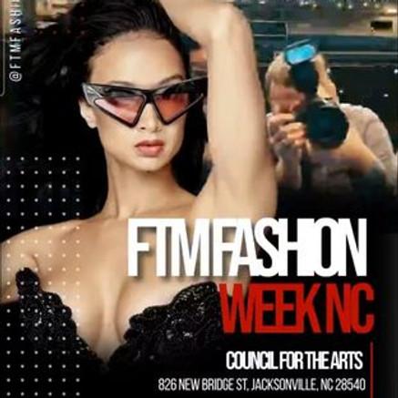 FTM Fashion Week NC Fall Show