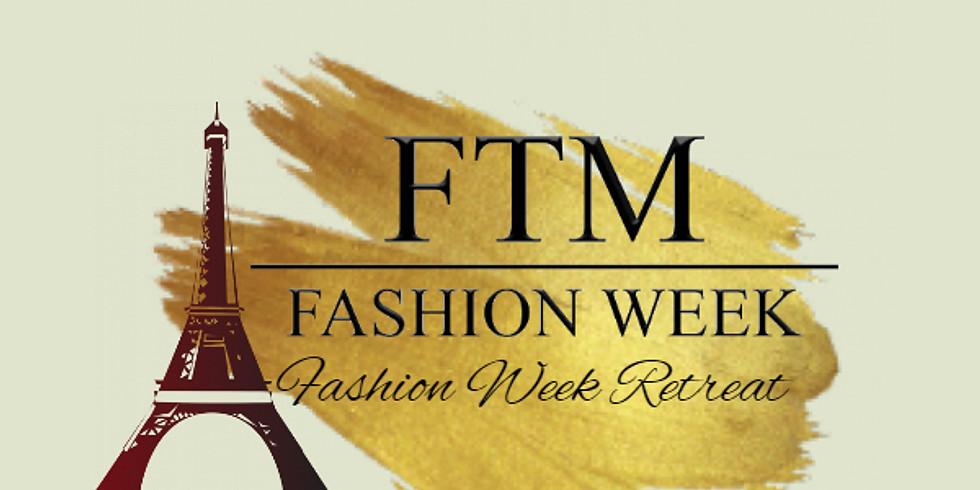 London & Paris Fashion Week Retreat