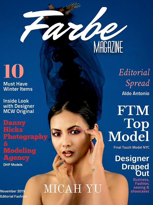 November 2019 Publication