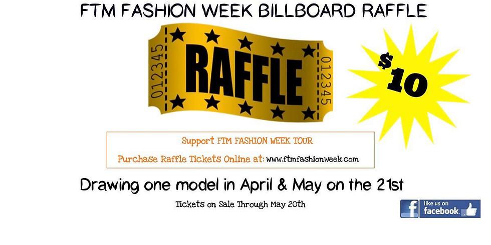 FTM Fashion Week Billboard Contest