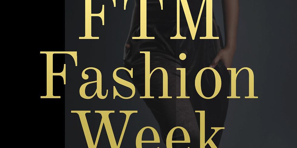 VA FTM Fashion Week & Award Show