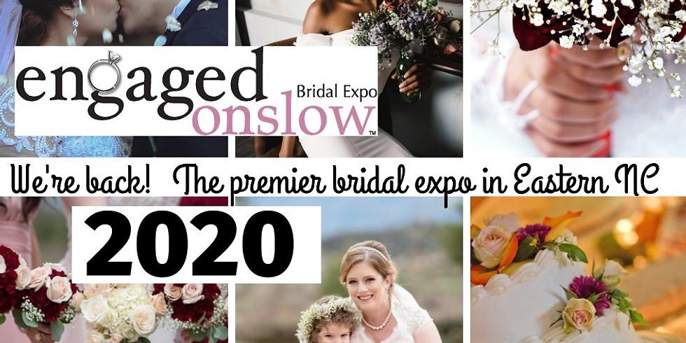 Engaged Onslow Bridal Expo Glam Team