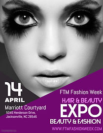 Hair  Beauty Expo - Made with PosterMyWa