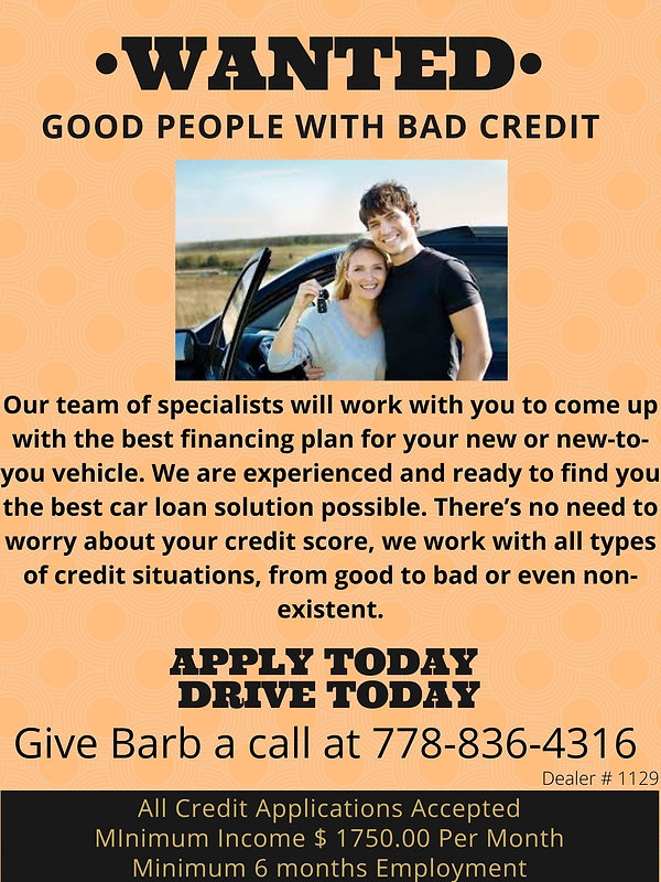 Good People with bad credit.jpg
