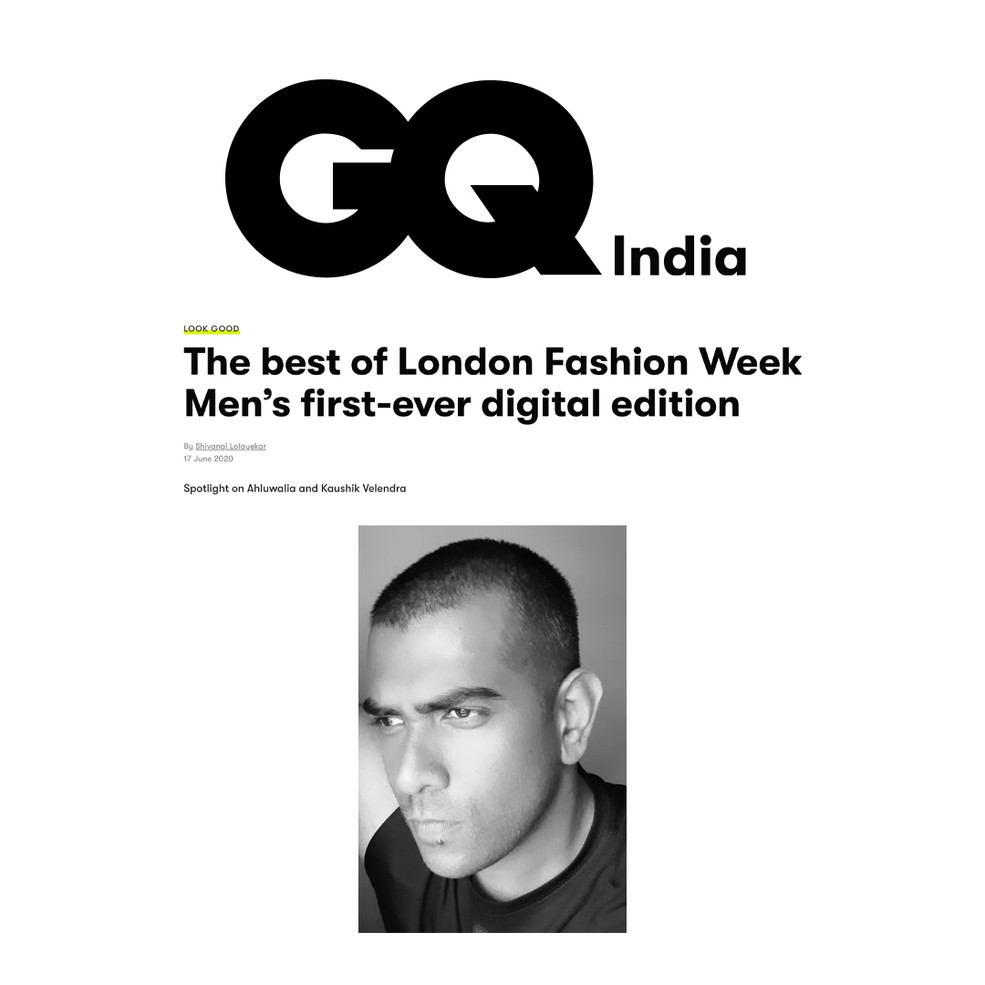 The best of London Fashion Week Men's first-ever digital edition