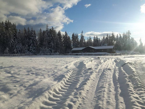 Onyx Creek Estates Winter Retreat