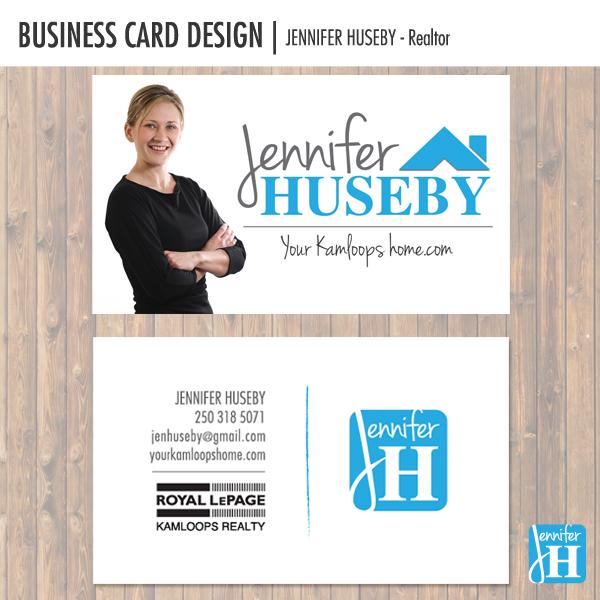 Realtor Jennifer Huseby