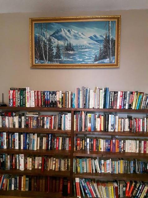 Onyx Creek Estates - Library