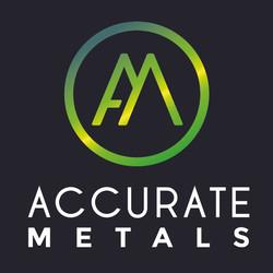 Accurate Metals Logo