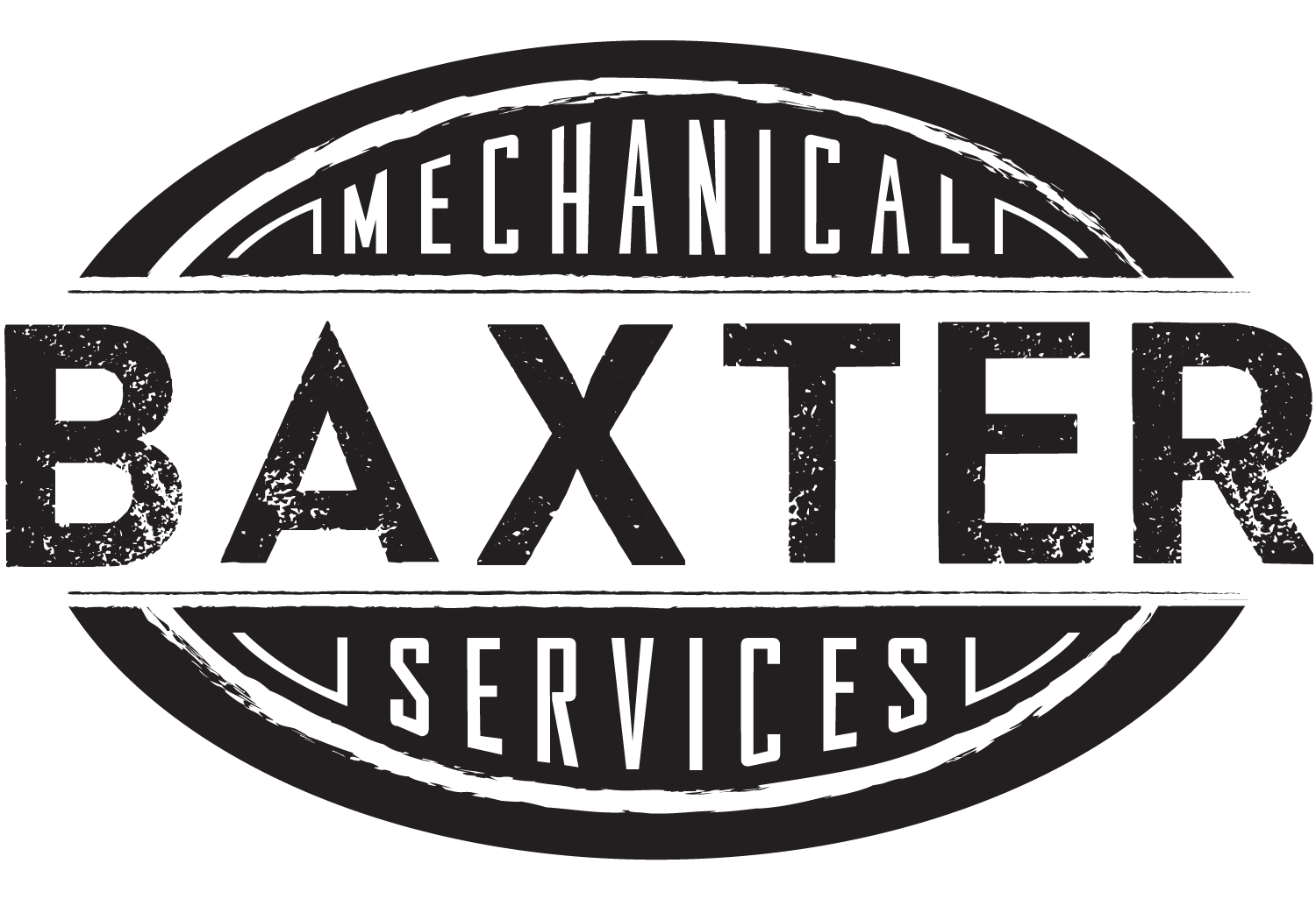 Custom Logo - Baxter Mechanical Service