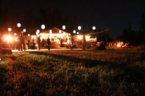 Onyx Creek Estates Wedding Ceremony