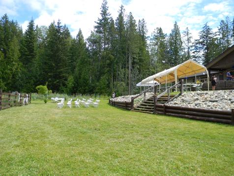 Onyx Creek Estates Wedding