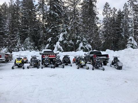 Enjoy your Onyx Creek Estates Winter Retreat
