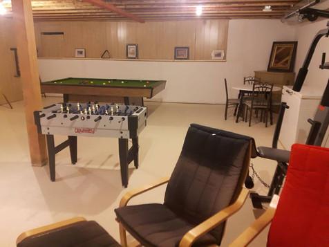 Onyx Creek Estates - Games Room