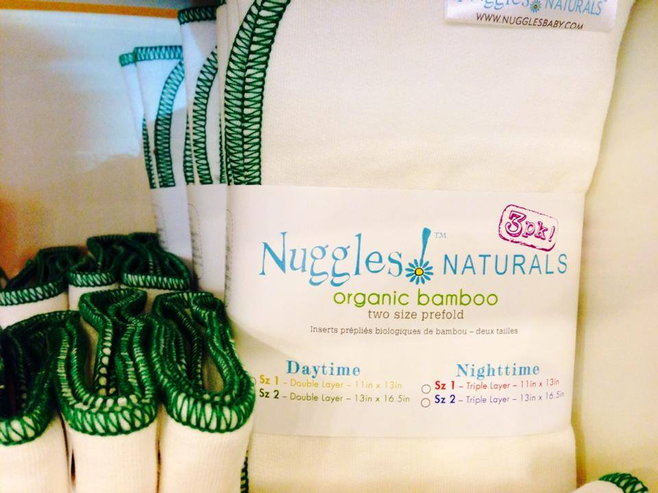 Nuggles Cloth Diapers - Liner Wrap