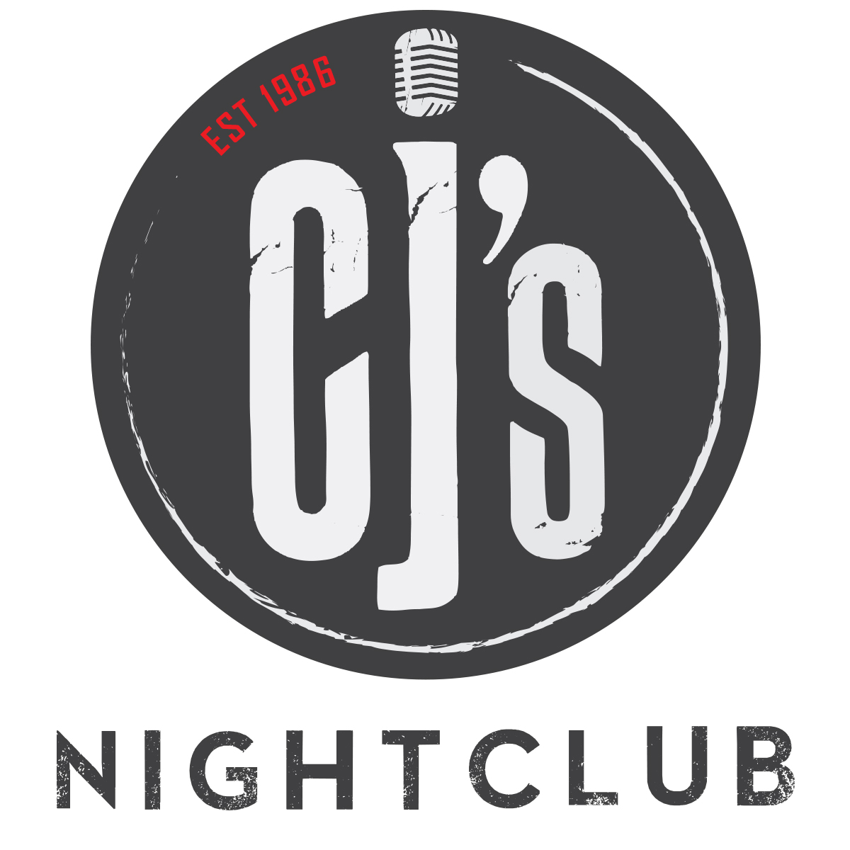 Logo Design - CJs Nightclub