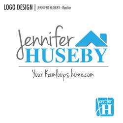 Realtor, Jennifer Huseby.