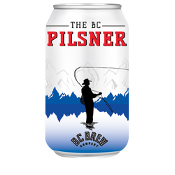 BC Brew Company Pilsner